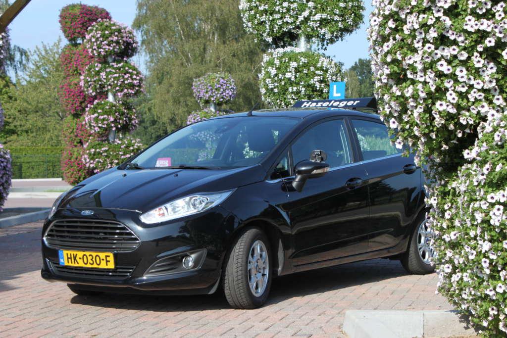 Ford Fiesta | Rijschool Hazeleger